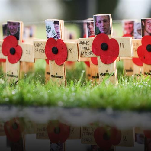 Fields of Remembrance 2019