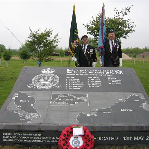 Units of the Far East Air Force Memorial