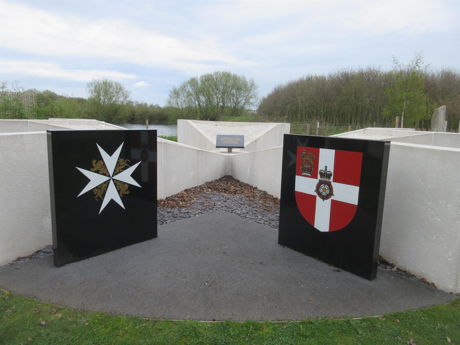 St John Volunteers Memorial