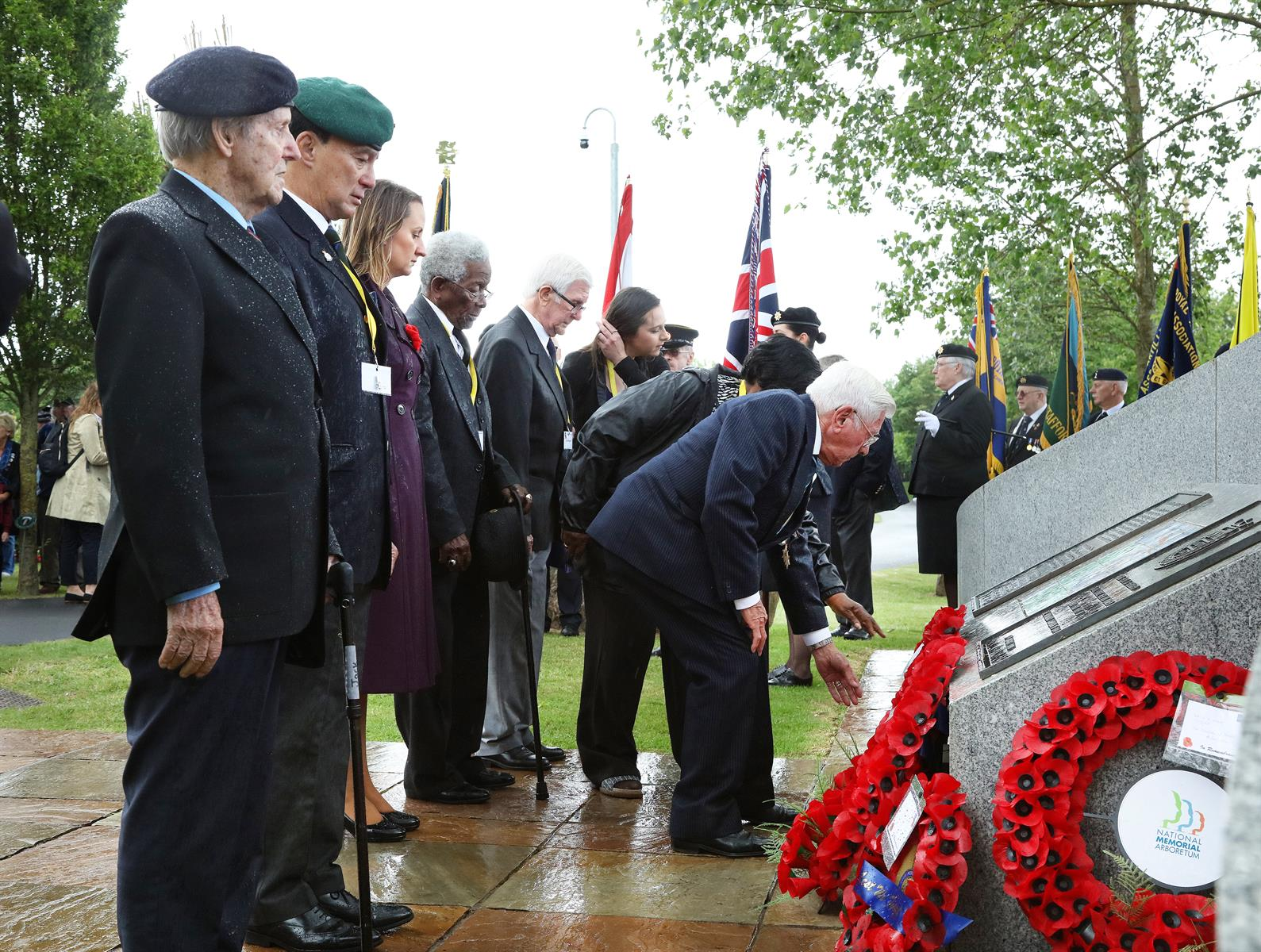 Image of D-Day 75 service