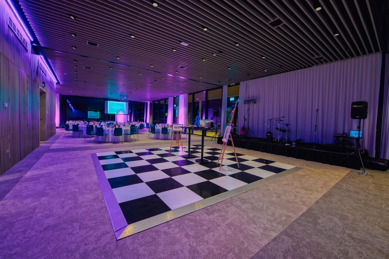 Evening Dance Floor