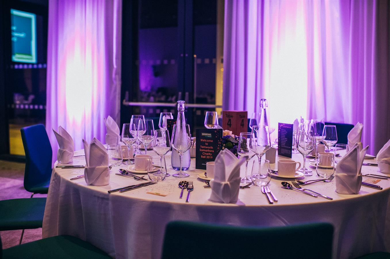 Evening Table Set