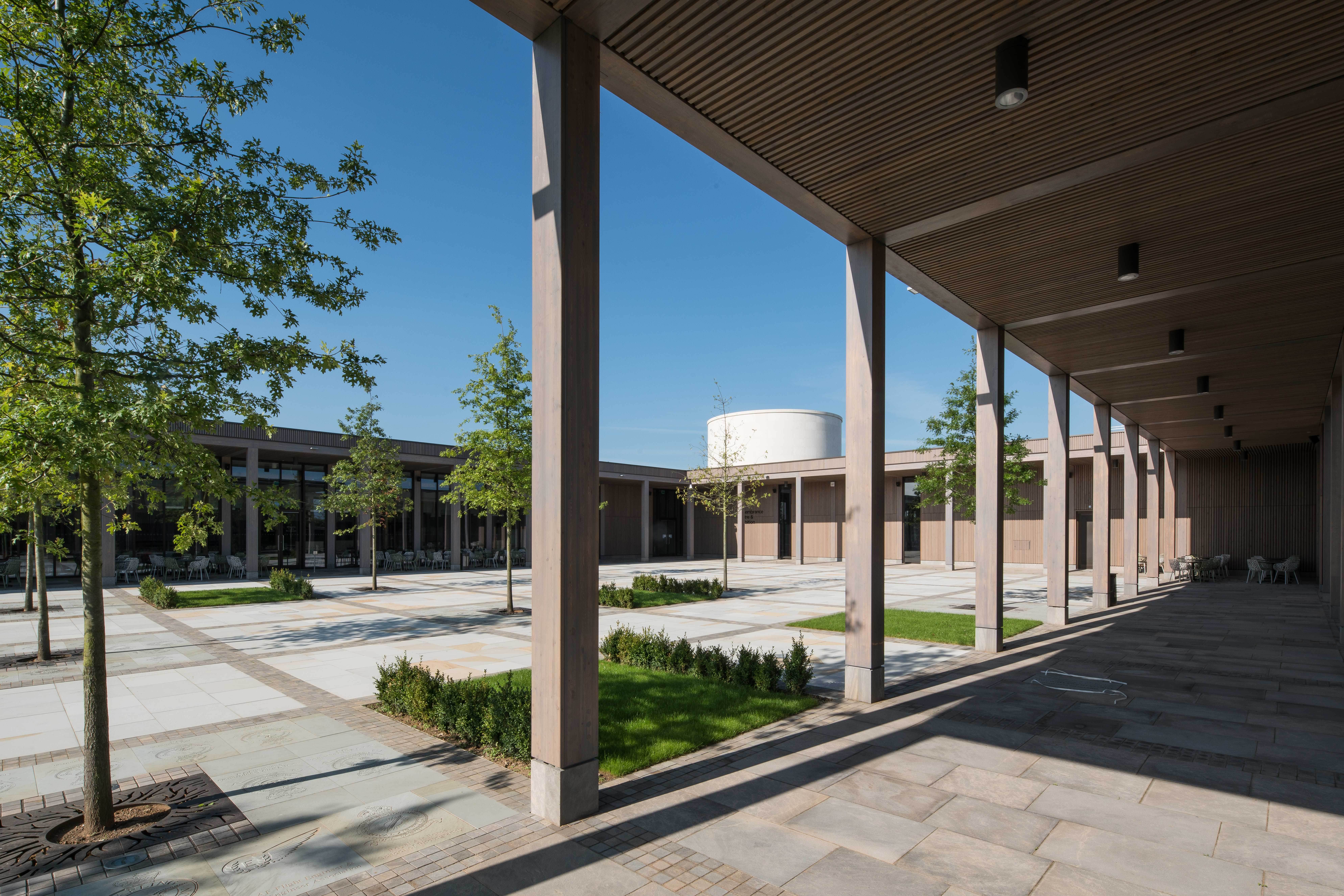National Memorial Arboretum Remembrance Centre