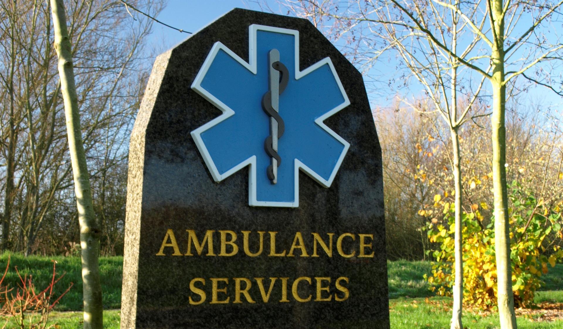 Ambulance Services Stone