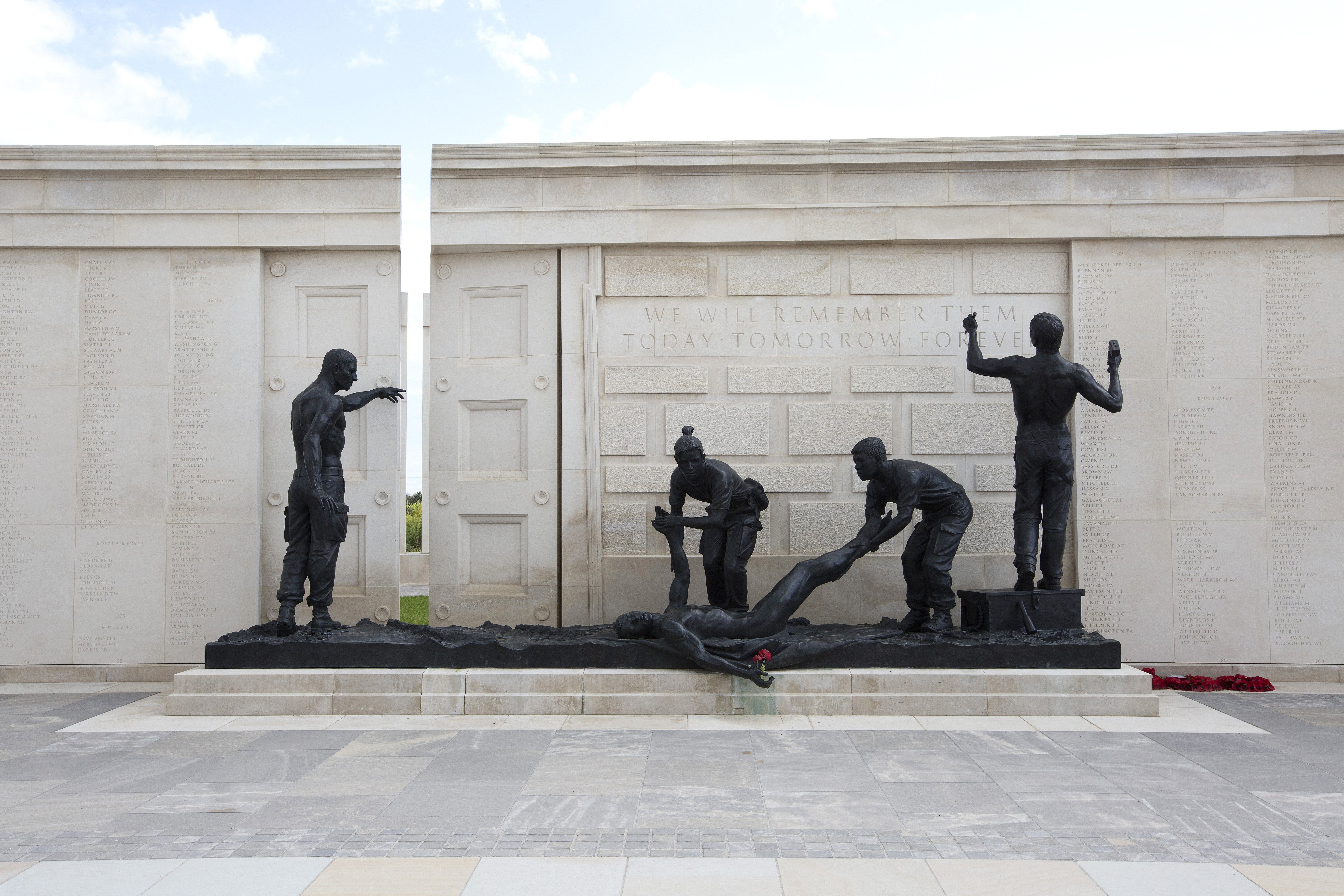 Armed Forces Memorial Enjoy Staffordhshire (1)