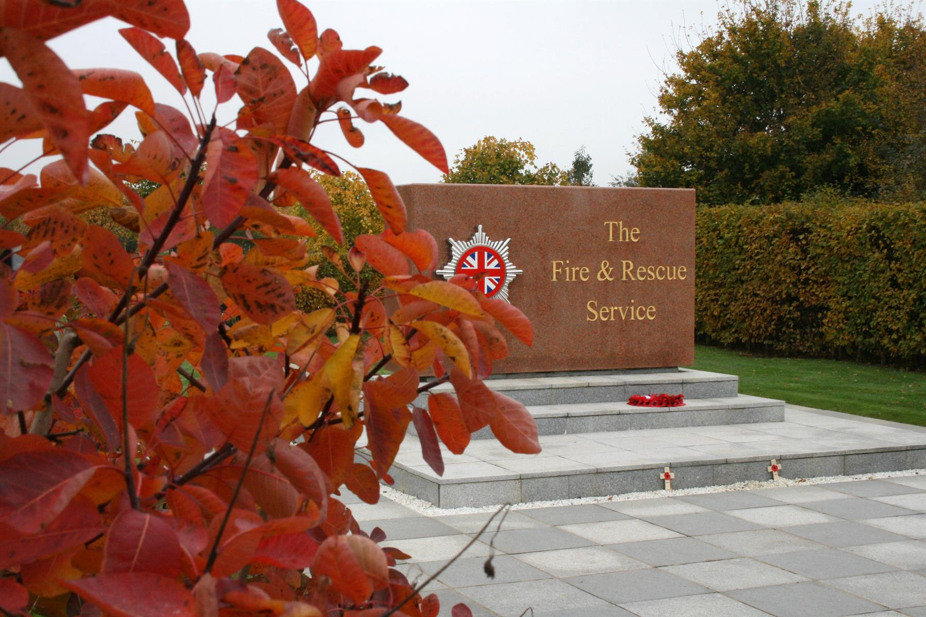 Fire and Rescue Services Memorial