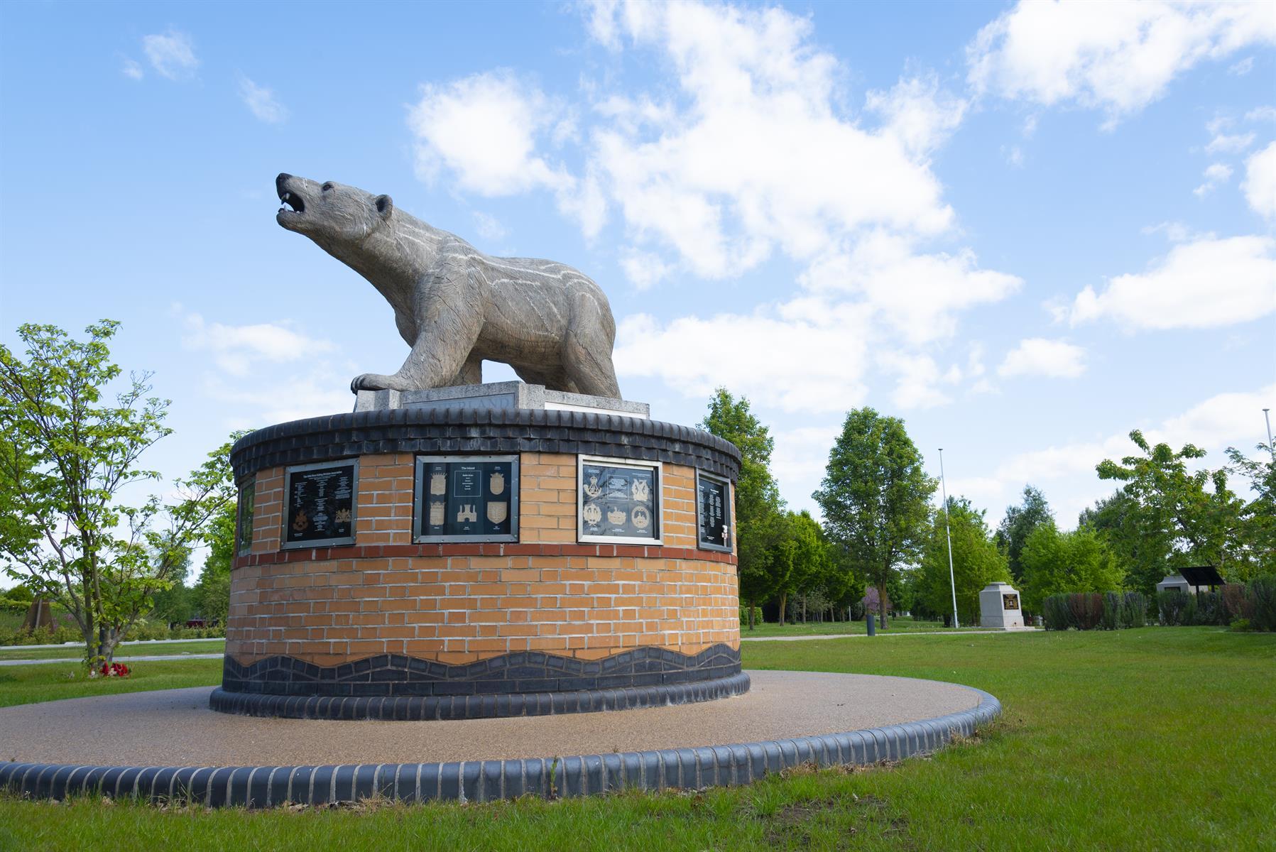 Polar Bear Memorial