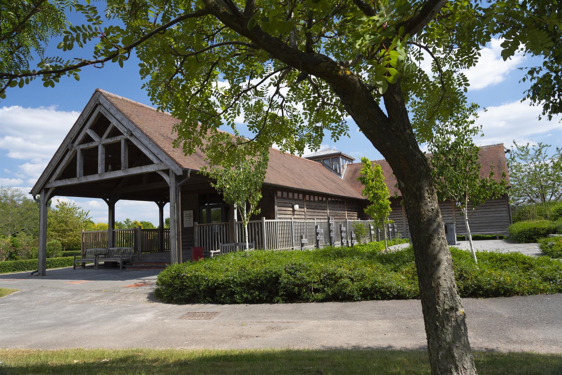 Far East Prisoners of War Memorial Building