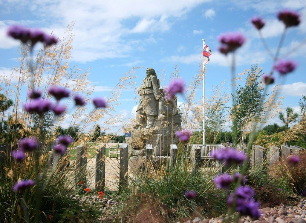 Royal National Lifeboat Institution Memorial Garden